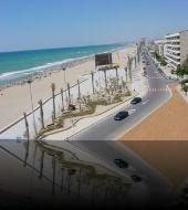 Берег Средиземного моря в  Испании 7